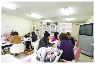 Nail Salon Pritiaについて